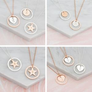 Hammered Halo Collection