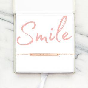 Personalised Perri Bar Meaningful Word Gift Set