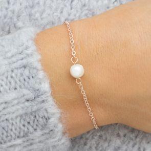 Auden Personalised Pearl Bracelet