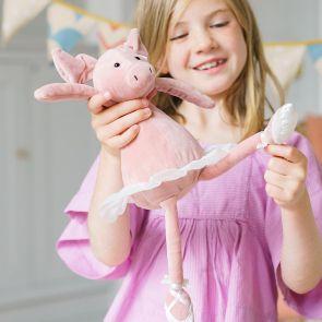 Jellycat Dancing Darcey Pig