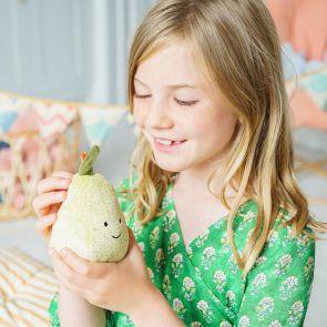 jellycat stuffed pear toy