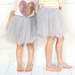 Mini Bloom Personalised Layered Tulle Tutu