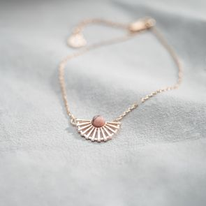 Personalised Open Fan Bracelet