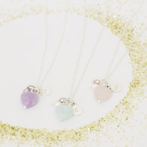 Ava children's necklace
