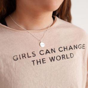 International Women's Day Necklace
