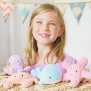 Jellycat Ocean Fluffies
