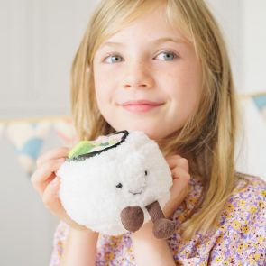Nigiri and California Roll Kids Sushi Toys by Jellycat