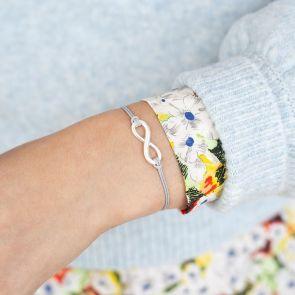Luana Eternity Personalised Bracelet