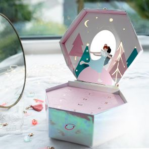 Personalised Christmas Ballerina Advent Calendar