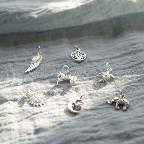 Add a Sterling Silver Fairy Tale Charm
