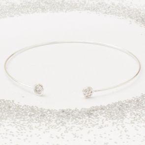 Alana Diamante Circle Bracelet