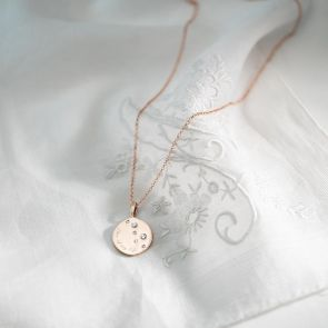 Constellation Pendant Personalised Necklace