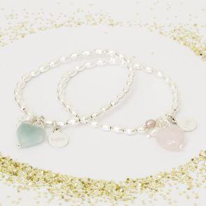 Avea Children's Personalised Friendship Bracelet