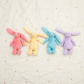Jellycat Rainbow Bashful Bunny