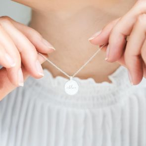 Name Pendant Personalised Necklace