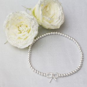 Adelia Bridesmaid Thank You Bracelet
