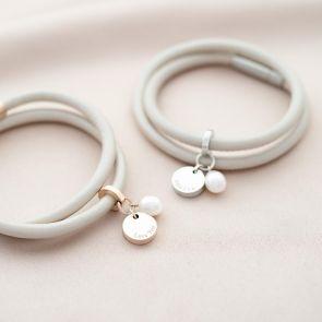 Personalised Leather Wrap Name Bracelet