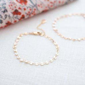 Personalised Sequin Bracelet