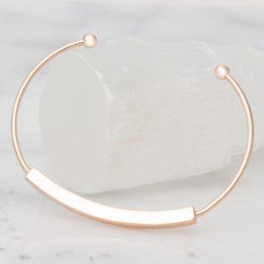 Skinny Bar Personalised Bracelet