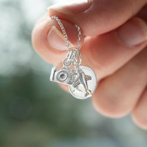 Add a Sterling Silver Adventure Charm