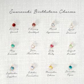 Violet Bespoke Personalised Bracelet