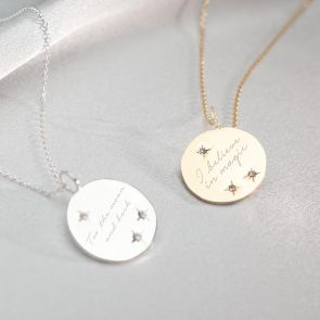 Written in the Stars Personalised Necklace