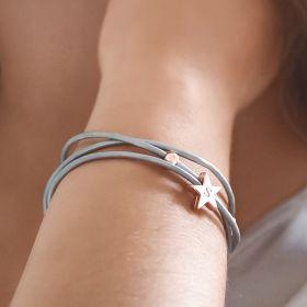 Personalised Star Wrap BRacelet