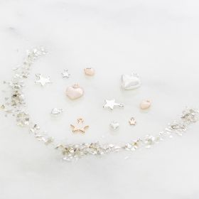 Add On Star Or Heart Charms