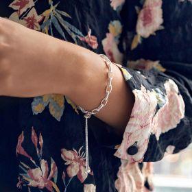 Personalised Chain Link Bracelet