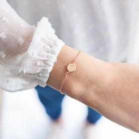 Esme Name Personalised Bracelet