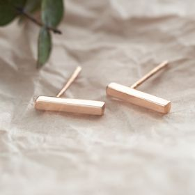 Minimal Bar earrings