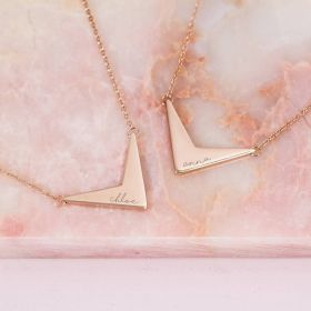 Carlie Personalised Name Necklace