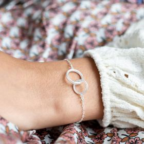 circle of life available in sterling silver and rose gold plated sterling silver