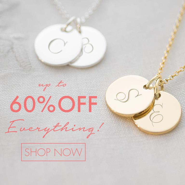 Bloom Boutique Personalised Jewellery Gifts