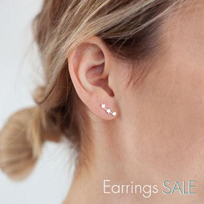 Bloom Boutique Personalised Earrings Sale