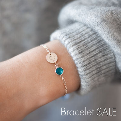 Bloom Boutique Personalised Bracelets Sale