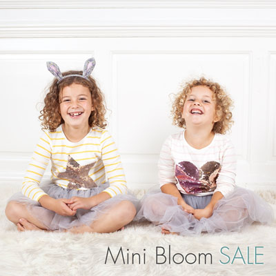 Mini Bloom Personalised Children's Gift Sale