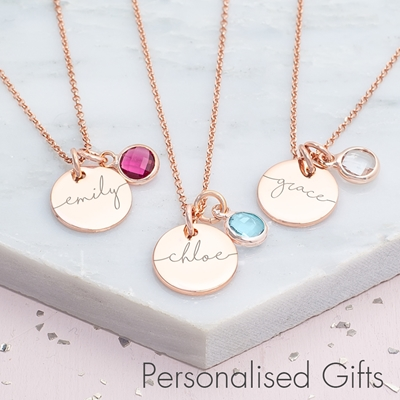 Bloom Boutique Personalised Gifts Sale