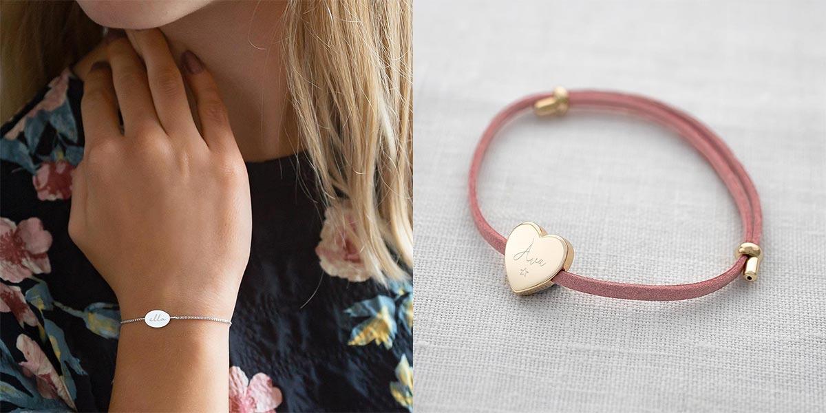 Bloom Boutique Personalised Bracelets