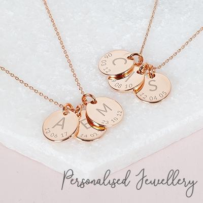 81215b6f4c688 Personalised Jewellery